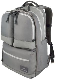 Victorinox Luggage Altmont 3.0 Dual-Compartment Laptop Backpack, Gray, One Size - Laptop Backpacks Reviews