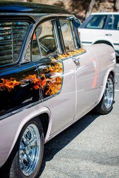 'On Fire' by Jason Rosewarne, via 500px