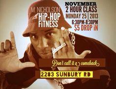 On Monday November 2
