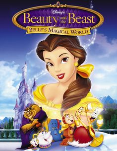 Walt Disney Posters Beauty And The Beast Belle S Magical World Walt Disney Characters Walt Disney Characters, Film Disney, Disney Posters, Disney Cartoons, Disney Movies, Disney Pixar, Cartoon Posters, Disney Xd, Movie Posters