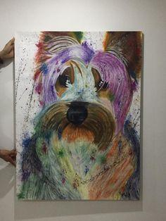 Retrato de mi amado Coco