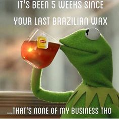 Brazilian Maintenance is a must! You should be waxed every 3 wks for the first 3 visits. #waxeducation #brazilianwax #thewaxden #bloomfieldnj #bestof2015