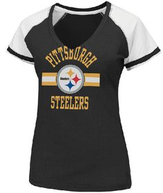 8f8701a83 Pittsburgh Steelers Ladies Go For 2 V Neck Shirt  27.95 Nfl Philadelphia  Eagles