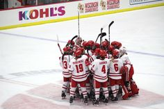 Women's hockey: Why the women's hockey team deserves more clout Women's Hockey, Hockey Games, Basketball Games, World Cup Trophy, Badger Sports, Sports Website, First Event, University Of Wisconsin, National Championship