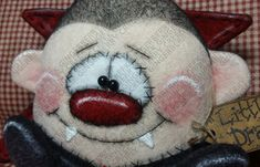 Made to Order Little Drac Vampire Finished por GingerberryCreek