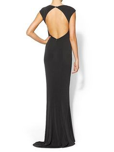 The formal black dress you'll wear again and again and again...