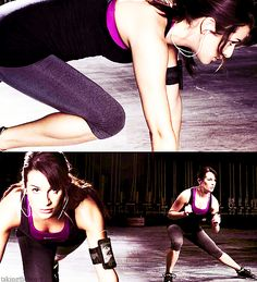 """I love being healthy. I get a lot of sleep. I'm a girl who eats. and I feel beautiful no matter how I look."" -Lea Michele"