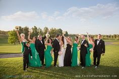 Southern Highlands Golf Club Weddings - Vanessa and Brian - Las Vegas Event and Wedding Photographer