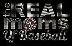 Hey, I found this really awesome Etsy listing at https://www.etsy.com/listing/128179792/rhinestone-iron-on-baseball-mom