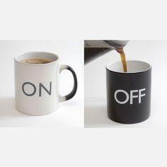 On Off Mug @Pascale Lemay De Groof