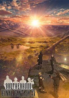 Brotherhood: Final Fantasy XV | Anime's Heaven – O paraíso dos animes é aqui.