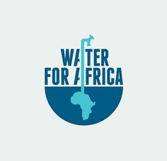 Water for Africa Logo on Behance