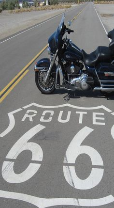 """Travelling Along Historic Route 66 #travel #holiday #route66 #usa """"If you ever…"""