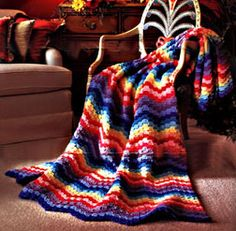 Crochet Project of the Month