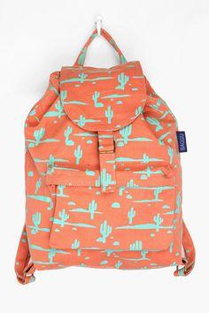 Baggu cactus backpack