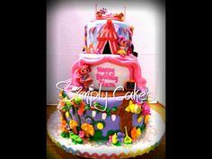 Lalaloopsy Cake (front)