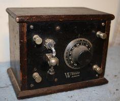1920s Radio Receiver