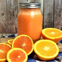 Orange Creamsicle MOONSHINE! (Like a Spiked Orange Julius)