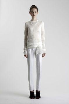 Agnona S/S 14 Ready-to-Wear