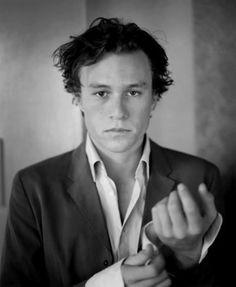 Heath Ledger is so lovely.