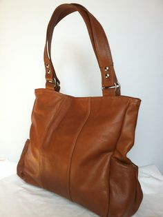 1cbf59e6b4ac 54 Best Leather bags images in 2013 | Leather purses, Leather totes ...
