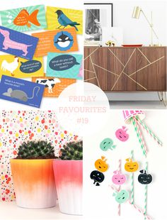 FAVOURITE CRAFT PROJECTS OF THE WEEK #19