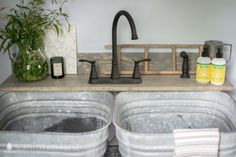 Industrial Bathroom Cement and Industrial Home Concept.