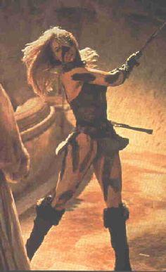 Valeria; conan the barbarian