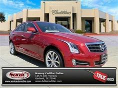 Presenting the Cadillac ELR, the provocative embodiment of imagination and inspiration. Cadillac Ats, Cars For Sale, Garland Texas, Dallas Texas, Vehicles, Imagination, Crystal, Red, Check