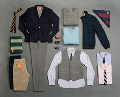 j press makes scarves, ties, and belts for urban outfitters inspired by select Ivy League Schools