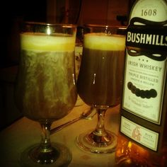 Coffee Special Imadethis Bushmills Genius Drinkstofor Irishcoffee