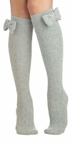 Modcloth Gray Baking Date Socks in Pepper. These would look cute with boots come fall. Lingerie Pin Up, Cute Socks, Comfy Socks, Winter Mode, Boot Socks, Tight Leggings, Looks Cool, Sock Shoes, Corsets