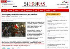 manifestacioes 20 nov 2014