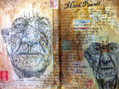 a level sketchbook examples A Level Art Sketchbook, Sketchbook Layout, Artist Sketchbook, Sketchbook Pages, Sketchbook Inspiration, Art Journal Pages, Sketchbook Ideas, Art Journals, Collage