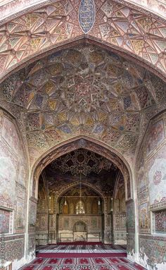 Wazir Khan Mosque .Lahore Pakistan
