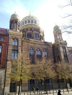 Synagogue, Oranienburger Strasse