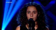 The Music School: Κατερίνα – I Dreamed A Dream (Βίντεο)