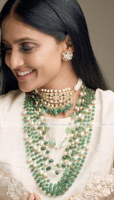 Indian Jewellery Design, Latest Jewellery, Indian Jewelry, Jewelry Design, Bridal Jewellery, Royal Jewelry, Gold Jewelry, Beaded Jewelry, Gold Bangles