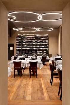 Carlina Restaurant #architecture #interiordesign #restaurant
