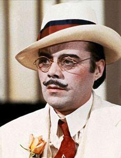 Dirk Bogarde as Gustav von Aschenbach - Death In Venice - Visconti 1971 - One of Gray Prindle's favorite films.