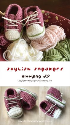 Crochet Booties Pattern, Crochet Boots, Crochet Baby Booties, Crochet Patterns, Toddler Sneakers, Gift Exchange, Crochet Accessories, Crochet For Kids, Baby Patterns