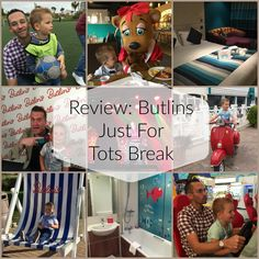 We've just arrived home from a fabulous trip to Butlins for their Just For Tots break, aimed specifically at 2-5 year olds. My 3.5 year old son had an absolutely amazing time and there is so much to do there it's impossible to get bored. A perfect family holiday. Click the link to read my full review.
