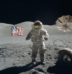 7 december 1972. De laatste Apollo-missie naar de maan gaat van start.