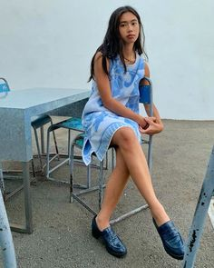 10 Trendy Spring Outfit Ideas That Just Hit Different Towel Dress, Who What Wear, Overall Shorts, Spring Outfits, Denim Skirt, Overalls, Tie Dye, Style Inspiration, Skirts
