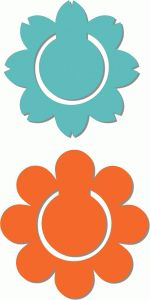Silhouette Design Store - View Design #67229: 2 bookmarks - flowers