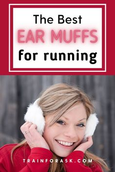 Thank god for earmuffs. In case you are curious, according to ZocDoc ears get cold easily because of how exposed they are. Pretty simple, right?When I was looking to purchase a pair I had three rules: just a simple pair to keep my ears warm, a snug fit that does not move around as I run, and a rather inexpensive pair.Below I break down what to look for, some great insight from my research, and my recommendations with reviews. Running Apparel, Running Gear, Winter Running, Morning Running, Runner Problems, Staring At You, Ear Warmer Headband, Best Running Shoes, Earmuffs