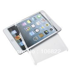 Clear Transparent Crystal Plastic Thin Hard Case Cover Skin Protector For Apple iPad Mini DC1091 $2.99