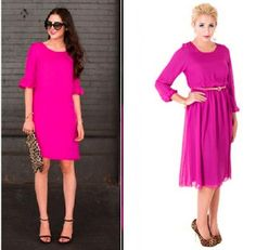 Love Rachel Parcell's look? Check out the Olivia dress!
