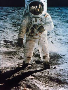 Apollo 11: Buzz Aldrin Photographic Print at AllPosters.com