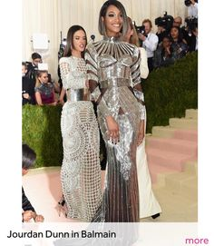 See every celebrity look and show-stopping dress from the Met Gala 2016 red carpet. Here are the best Met Ball outfits of the year. Gala Dresses, Wedding Dresses, Club Dresses, Bridesmaid Dresses, Beautiful Dresses, Nice Dresses, Formal Dresses, Star Wars Personajes, Silver Gown
